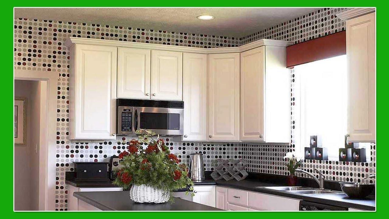 23 Contoh Model Keramik Dinding Dapur Minimalis - YouTube