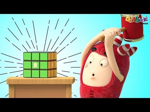 Oddbods   Gila Mainan   Kartun Lucu Untuk Anak-Anak