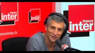 Nagui et Laure Manaudou critiquent les jeux vidéos sur France Inter...