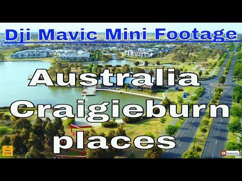 Dji Mavic Mini Beautiful Footage, AustraliaCraigieburn Places