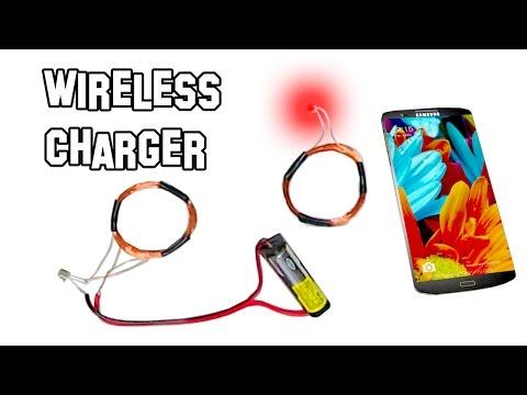 ✔ Wireless Charger | wireless Power