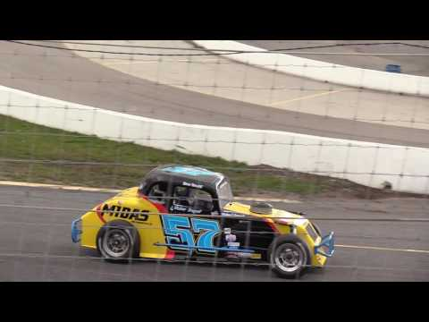 Sunset Speedway, Canadian Vintage Modifieds, feature 1, May 27, 2017