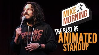 Animated Standup Comedy | MIKE IN THE MORNING