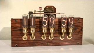 Nixie Clock with Real Westminster Chimes