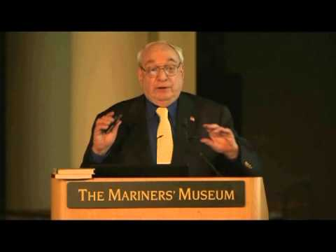 April 10, 2013 - Norman Polmar lecture: The Death of the USS