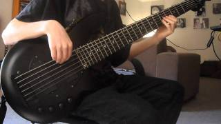 To Bid You Farewell - Opeth Bass Guitar Cover