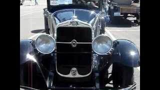 1929 STUDEBAKER COMMANDER MODEL GJ - VERY RARE EDITION