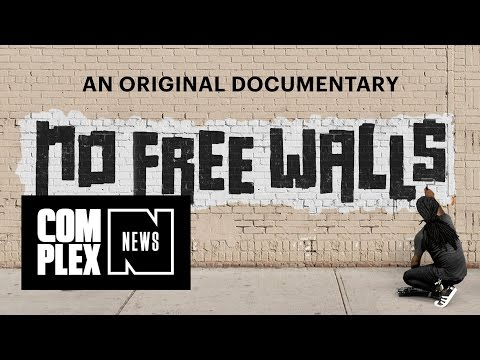 No Free Walls | Street Art & Gentrification Collide in Bushw