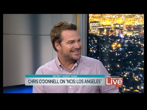 Chris O'Donnell on