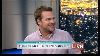 """Chris O'Donnell on """"NCIS: Los Angeles"""""""