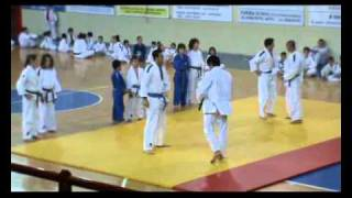 judo- εξετασεις για καφε ζωνη 1 kyu