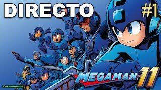 Vídeo Mega Man 11