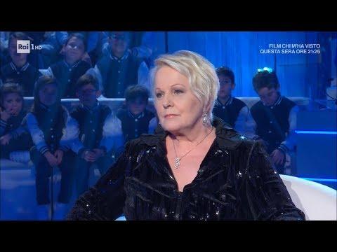 Katia Ricciarelli - Domenica In 19/01/2020