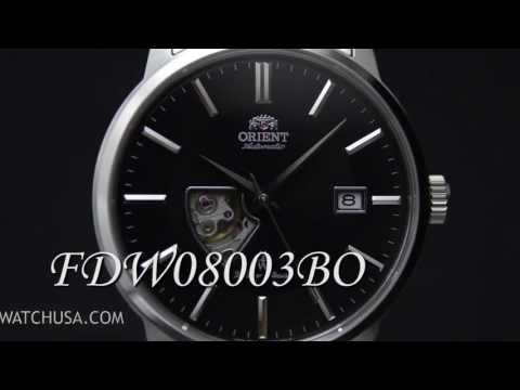 Orient FDW08003B0 DW08003B Eminence Dress Watch