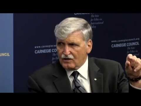 Roméo Dallaire: How Do You React To A Child Soldier?