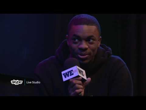 Vince Staples - Interview (WE 96.3)