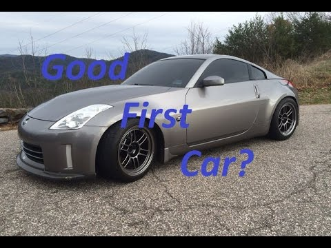 is the nissan 350z a good first car