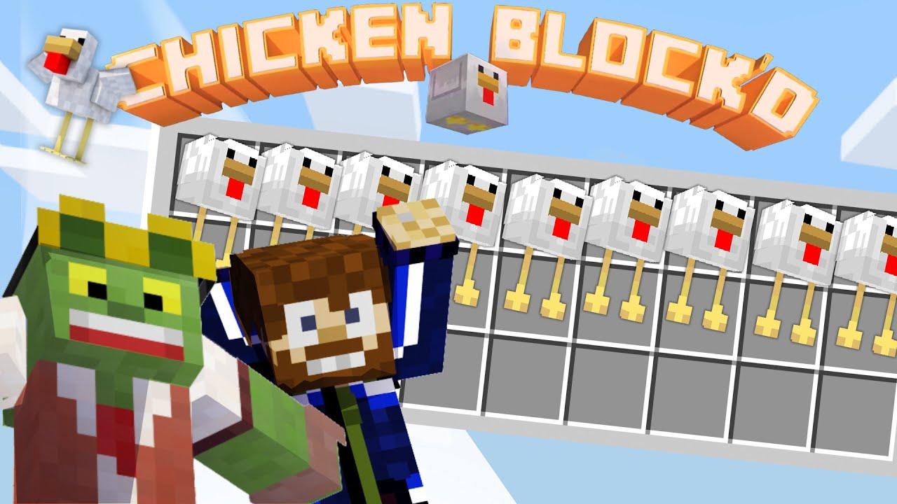 Chicken Database! - 🐣CHICKEN BLOCK'D pt.4