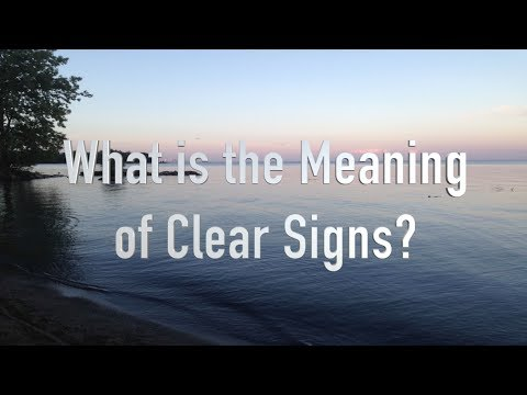 What is the Meaning of Clear Signs of Guidance in the Qur'an