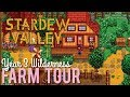 Stardew Valley Wilderness Farm Tour
