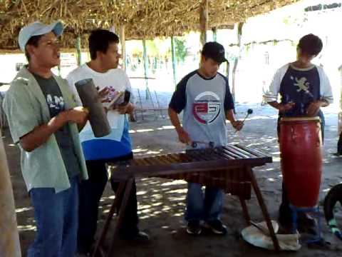 Beach artists, Pochomil, NIcaragua