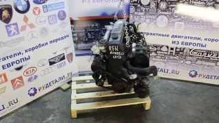 Контрактный двигатель из Европы. Ford Mondeo RFN 1.8 TD - качество 100%