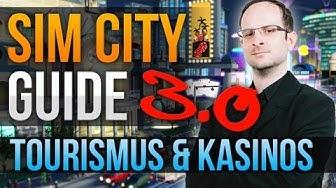 SimCity 5 Guide (3.0): Casino-Städte (mit Stevinho)