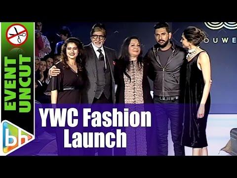 EVENT UNCUT: Amitabh Bachchan | Deepika Padukone | Yuvraj Singh's YWC Fashion Launch