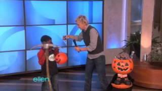 Ellen Has Your Kid Costume Ideas!