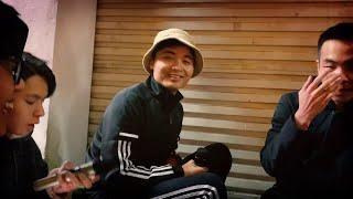 Anh Thanh Niên (demo) - HuyR | Live cùng những người bạn