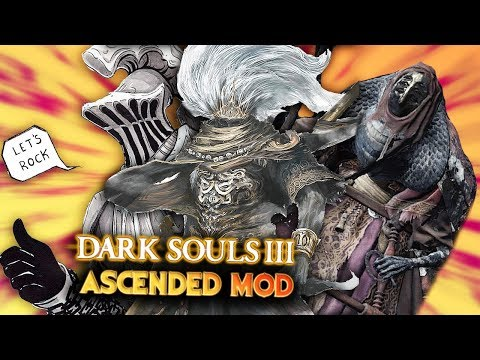 This Mod Has Officially Gone TOO FAR - DS3 Ascended Mod Funny Moments PART 11