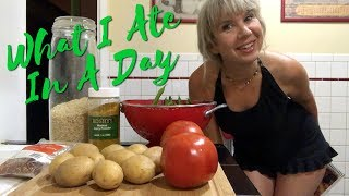 What I Ate In A Day Keeping It Carbed Vlog