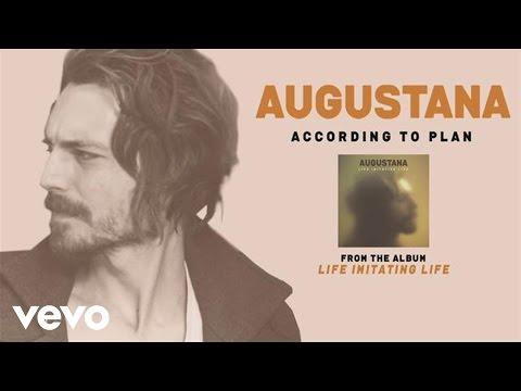 Augustana - According To Plan (audio)