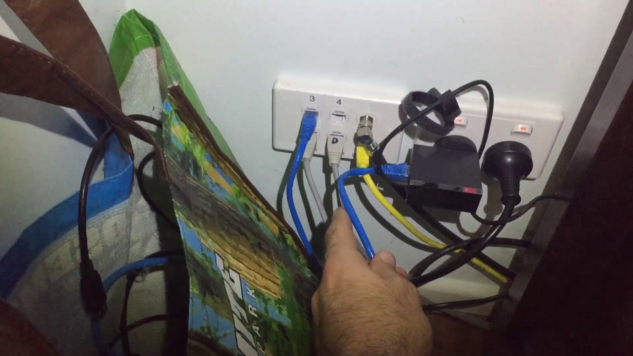 small resolution of basic neat home network cabling layout walk through