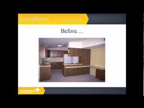 Renovation Loans - How Your Clients Can Remodel When They Buy