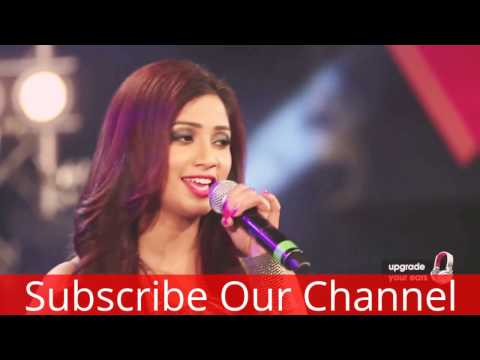 Shreya Ghoshal & Kailash Kher live performance