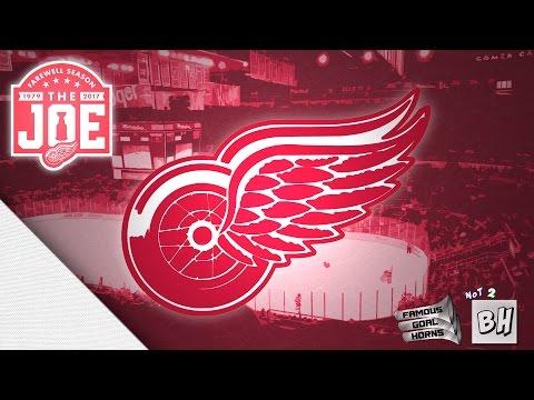 Detroit Red Wings 2017 Goal Horn