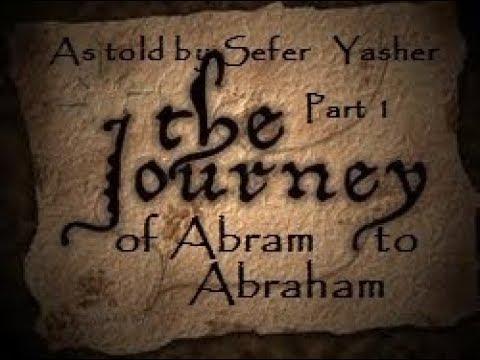 Abram to Abraham's Journey Pt 1