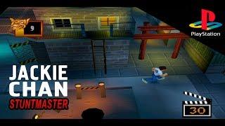 Обзор игры Jackie Chan Stuntmaster (Playstation 1) Вспомнить всё № 14