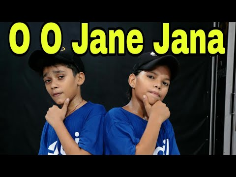 O O Jane Jana Dance Cover By - Step up Kids Choreography By -  Gajendra Kumar