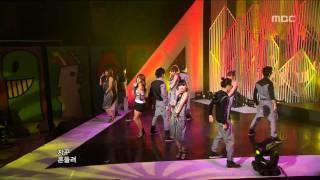 Chae-yeon - Waver, 채연 - 흔들려, Music Core 20090613