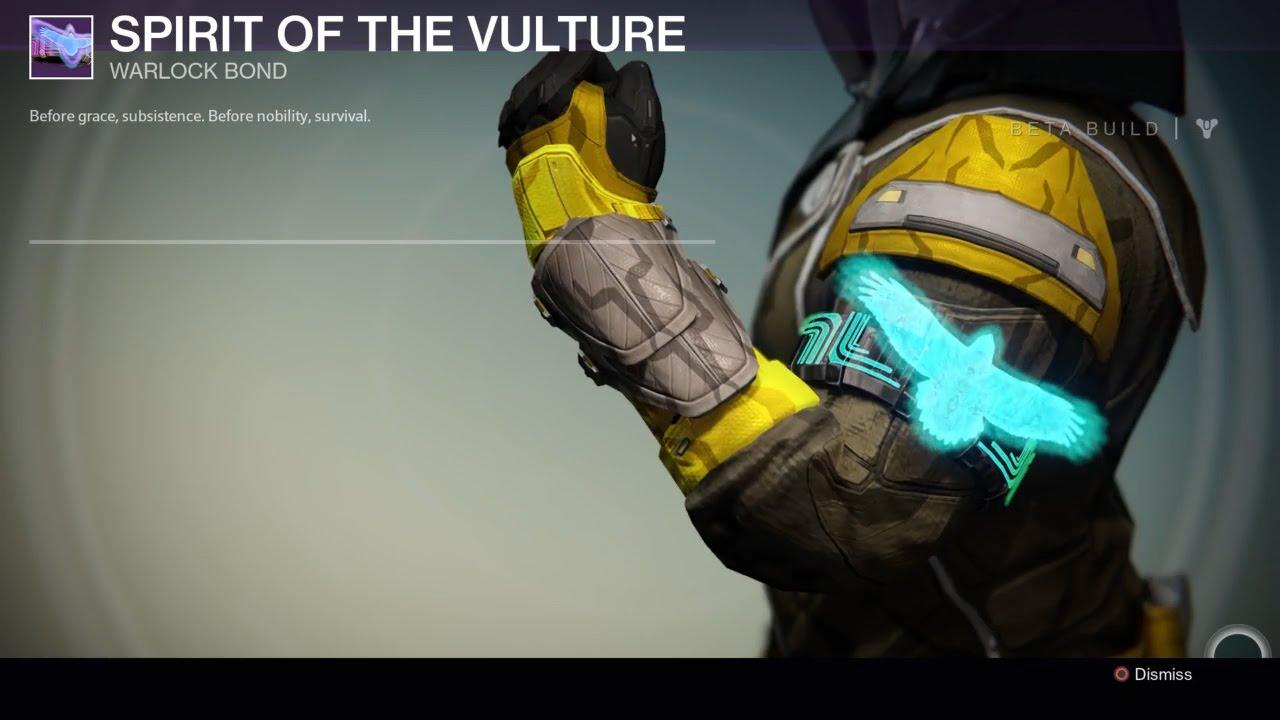 【Destiny】Legendary Titan Mark, Hunter Cloak, And Warlock
