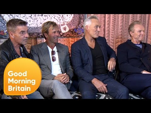 Spandau Ballet Talk About Tony Hadley's Departure | Good Morning Britain
