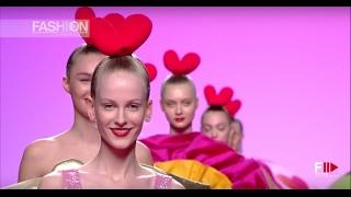 AGATA RUIZ DE LA PRADA Fall Winter 2017-18 Full Show Madrid - Fashion Channel