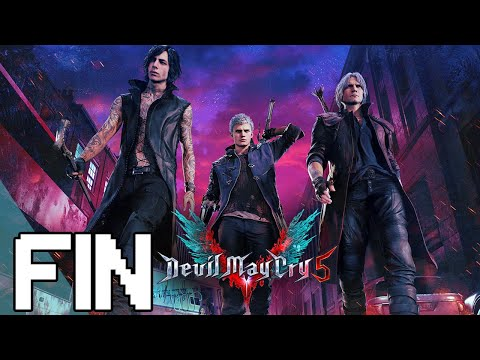 DEVIL MAY CRY 5 | Let's Play ENDING [FR] thumbnail