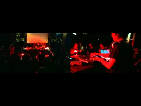 Xhin live in the Boiler Room at Bloc Weekender