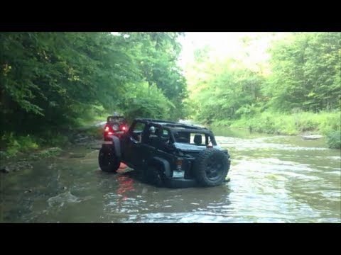 Tennessee Dirt Devil Trails - Mule Town Jeepers - Father