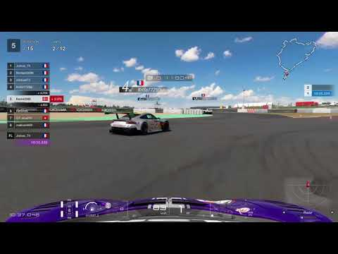 GT3 by GTrs: Race 9. Championship Final!