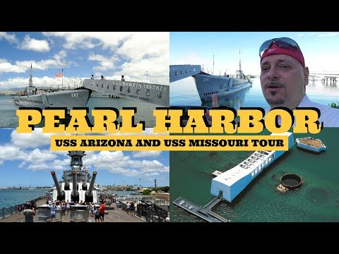 HAWAII | PEARL HARBOR | USS Arizona Memorial, USS Missouri and the USS Bowfin | Hawaii Tours