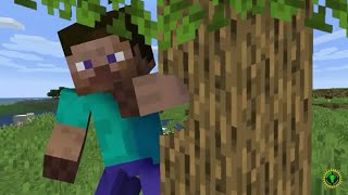 "Flutterty Reacts!: ""Game Theory: Minecraft, STOP Punching Trees!"""